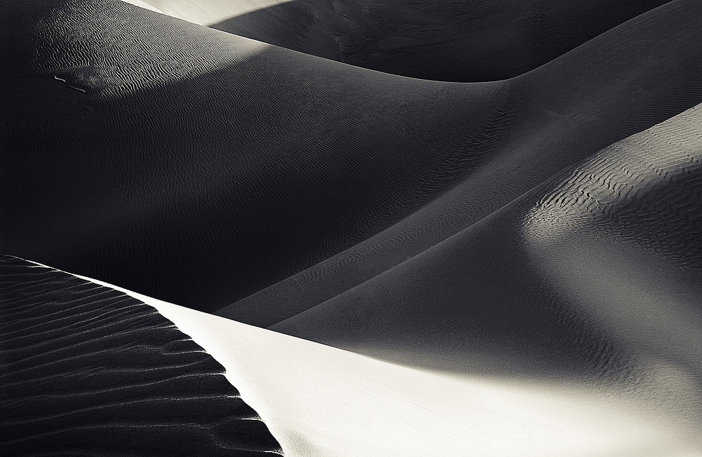 Large Format Photography: PoP-Oceano-Dune