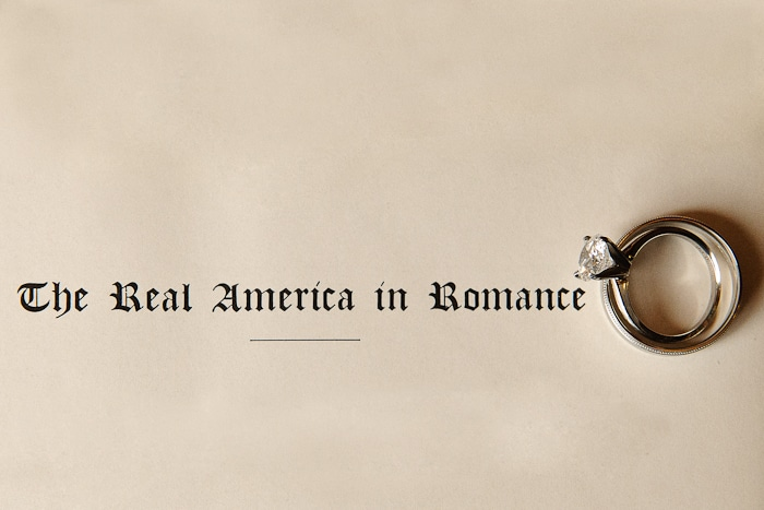 Doug Levy's Wedding Ring Shots | The Real America In Romance