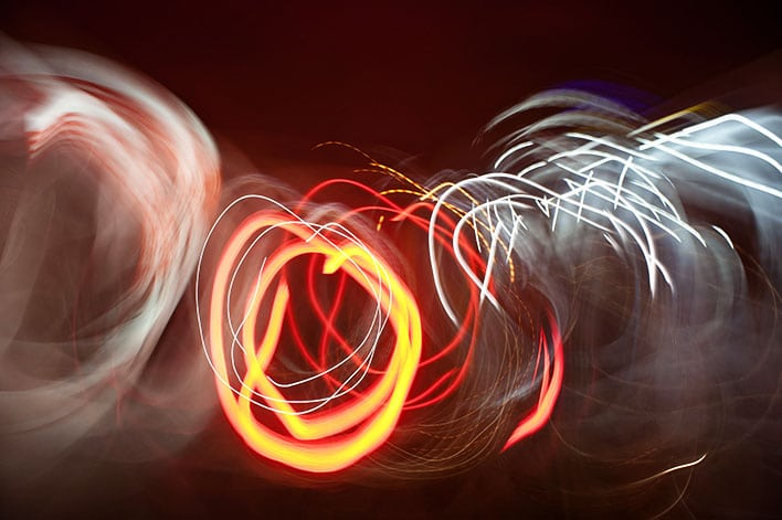 Playing With Light by Seshu Photography