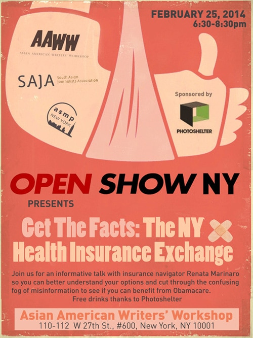 Open Show NY - Health Insurance For Photographers Under Obamacare