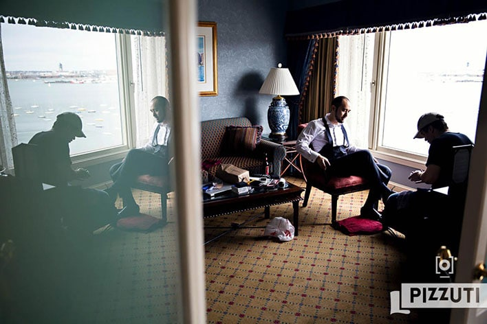Pizzuti Photography - Groom Getting Ready