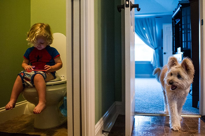 Documentary Family Photography by Kirsten Lewis